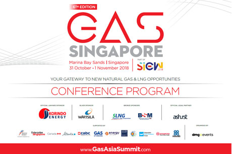 Gas Singapore 2018