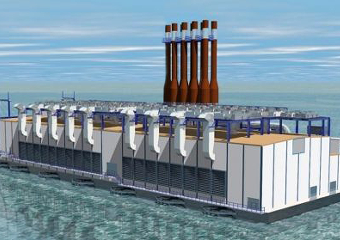 Power Barge